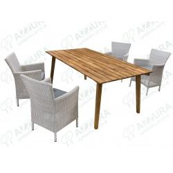 """Плетеная мебель """"Toscana&Andorra"""""""