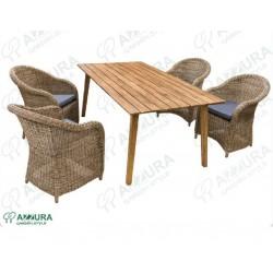 "Плетеная мебель ""Coventry&Andorra"""
