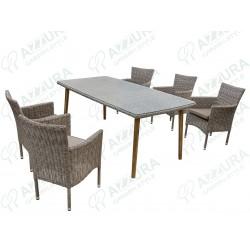 """Плетеная мебель """"Capri&Arosa"""""""