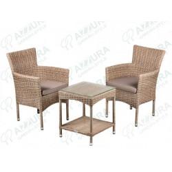 """Плетеная мебель """"Capri&Howard"""""""