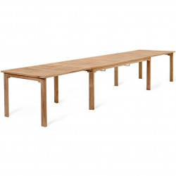 "Обеденный стол из тика ""Maxime"""