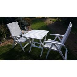 Плетеная мебель «Arizona Dream» white