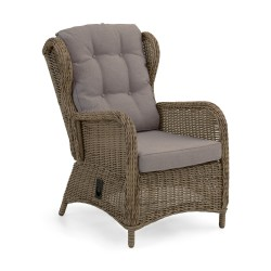 """Плетеное кресло """"Rosita"""" natur, регулируемое"""