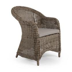 """Плетеное кресло """"Eads"""" beige"""