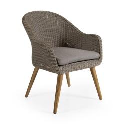 """Плетеное кресло """"Alford"""" natur"""