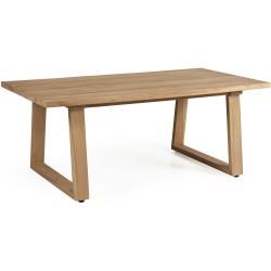 """Стол из тика """"Laurion"""" 130х67"""