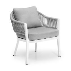 """Кресло """"Sevran"""" из алюминия"""