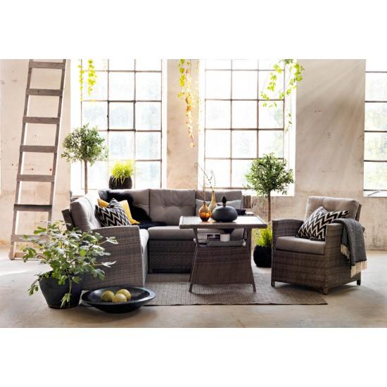 Комплект мебели из искусственного ротанга  Madison